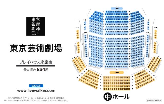 東京 芸術 劇場
