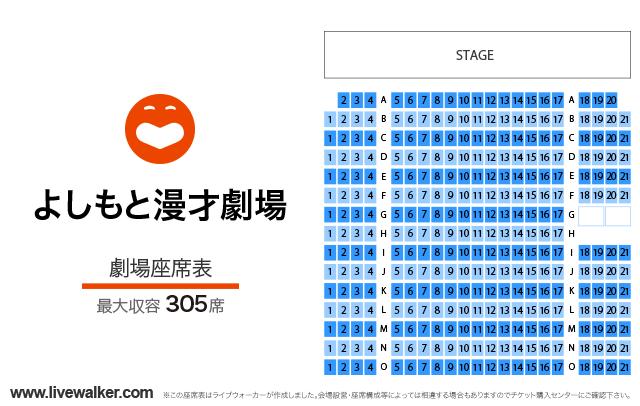 よしもと漫才劇場 (大阪府 大阪...